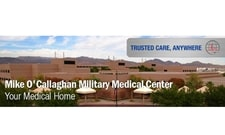 Mike O'Callaghan Military Medical Center Banner